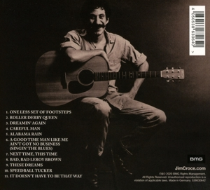 CROCE, JIM - LIFE AND TIMES -REISSUE-