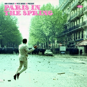 VARIOUS - PARIS IN THE SPRING