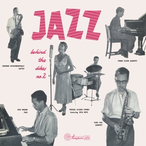 VARIOUS - JAZZ BEHIND.. VOL.2 -CLRD