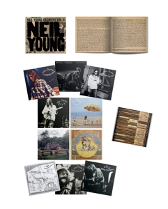 YOUNG, NEIL - ARCHIVES VOL 2 BOXSET (1972-1976)