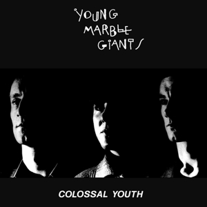 YOUNG MARBLE GIANTS - COLOSSAL YOUTH -CD+DVD-