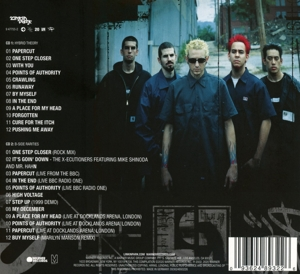 LINKIN PARK - HYBRID THEORY.. -DELUXE-