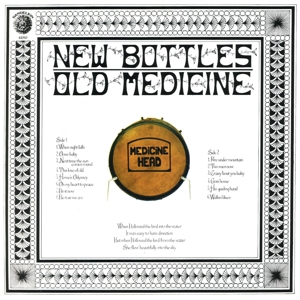 MEDICINE HEAD - NEW BOTTLES OLD MEDICINE / 50TH ANNIVERSARY -ANNIVERS-
