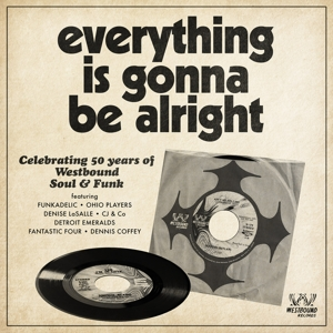 VARIOUS - EVERYTHING IS GONNA BE..