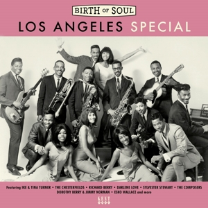 VARIOUS - BIRTH OF SOUL - LOS ANGELES SPECIAL