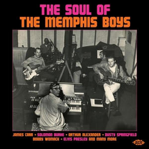 VARIOUS - SOUL OF THE MEMPHIS BOYS
