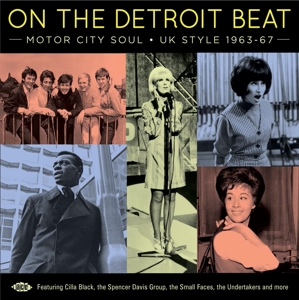 VARIOUS - ON THE DETROIT BEAT