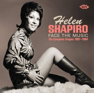 SHAPIRO, HELEN - FACE THE MUSIC - THE COMPLETE SINGLES 1967-1994