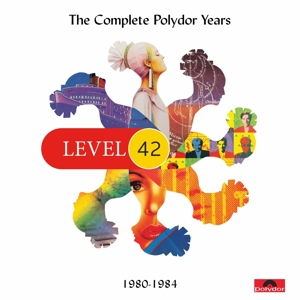 LEVEL 42 - COMPLETE POLYDOR YEARS VOL. 1 / 1980-1984 -BOX SET-