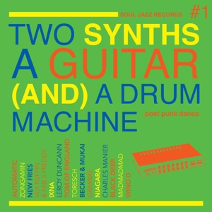 VARIOUS - TWO SYNTHS, A GUITAR..