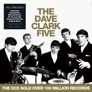 CLARK, DAVE -FIVE- - ALL THE HITS-REMAST/DIGI-