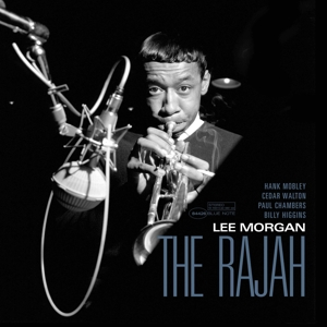 LEE MORGAN - THE RAJAH -TONE POET-
