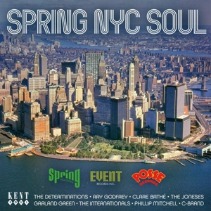 VARIOUS - SPRING NYC SOUL