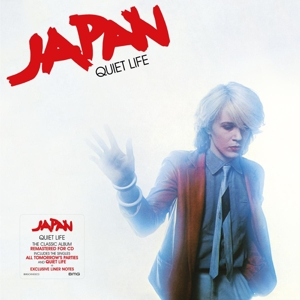 JAPAN - QUIET LIFE -REMAST-