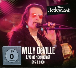 DEVILLE, WILLY - LIVE AT ROCKPALAST 2