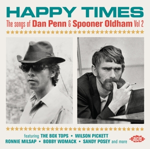 VARIOUS - HAPPY TIMES: THE SONGS..