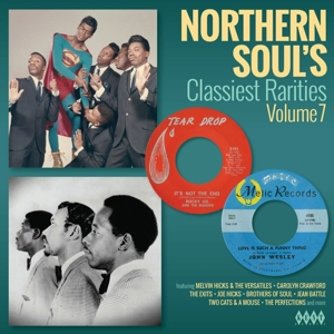 VARIOUS - NORTHERN SOUL'S CLASSIEST RARITIES VOL.7