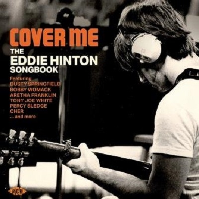 VARIOUS - COVER ME - THE EDDIE HINTON SONGBOOK -
