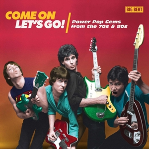VARIOUS - COME ON LET'S GO!