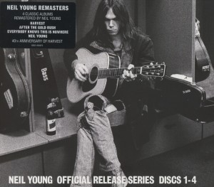 YOUNG, NEIL - OFFICIAL RELEASE SERIES..
