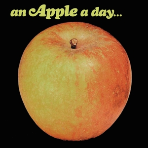 APPLE - AN APPLE A DAY -REISSUE-