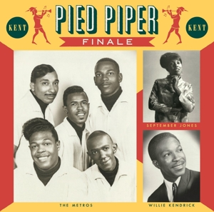 VARIOUS - PIED PIPER FINALE
