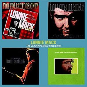 MACK, LONNIE - COMPLETE ELECTRA RECORDINGS
