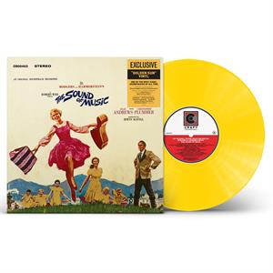 VARIOUS - THE SOUND OF MUSIC -INDIE ONLY YELLOW VINYL-