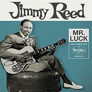 REED, JIMMY - MR. LUCK  THE COMPLETE VEE-JAY SING