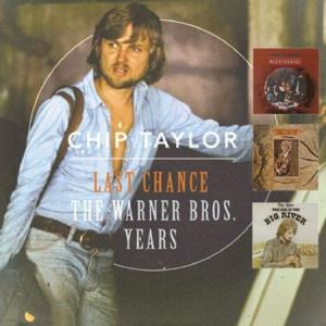 TAYLOR, CHIP - LAST CHANCE -CD+DVD-